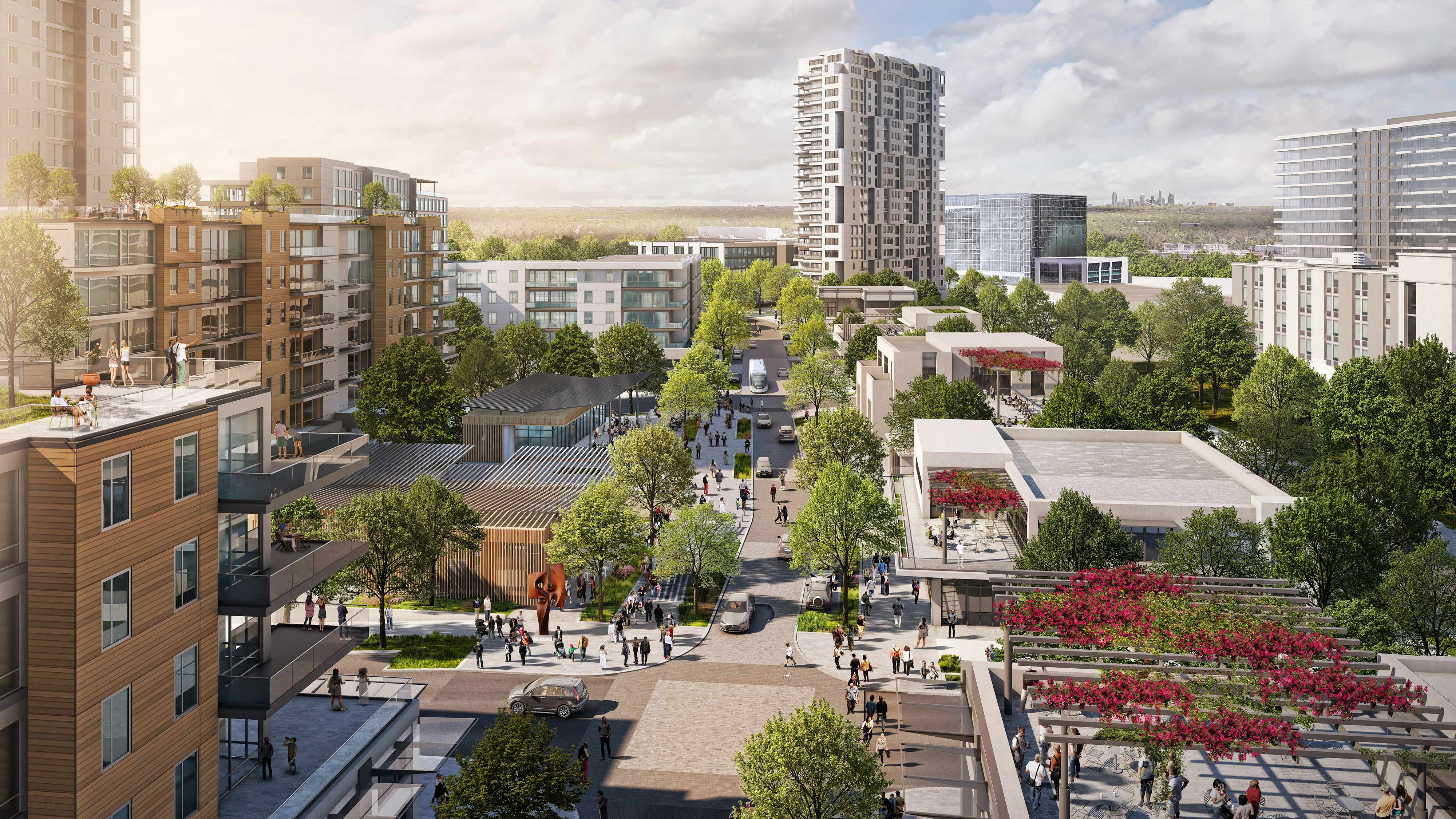 Ballantyne Reimagined Advances With City's Approval